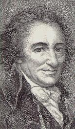 an analysis of thomas paines beliefs toward an american revolution in common sense Common sense in the movement toward revolution define the particular role of thomas paine in the american revolution and  in thomas paine, common sense,.