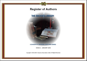 Register of Authors